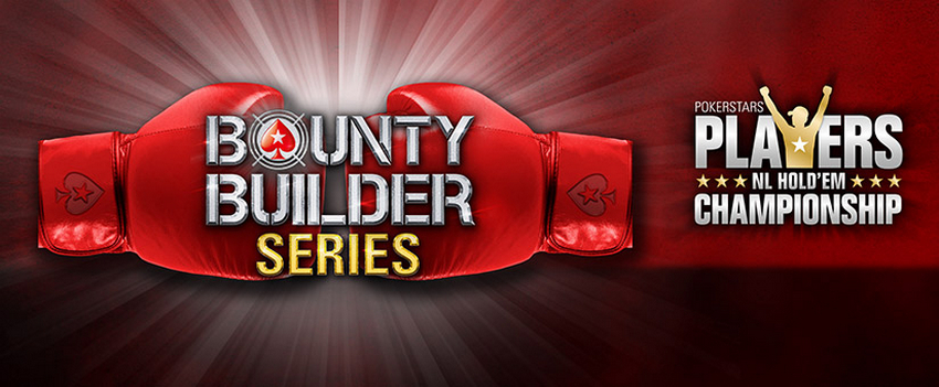 Турниры Pokerstars Bounty Builder
