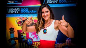 Ана Маркес стала членом команды 888poker