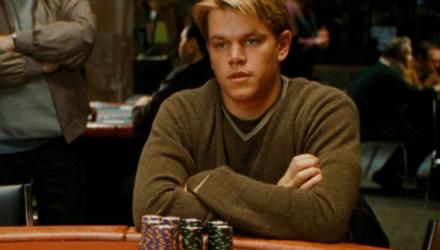 Мэтт Деймон – о современном покере и культовом фильме «Шулера»