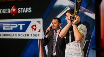 Итоги главного события в Пражском этапе Европейского покерного тура!