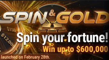 Самое полное описание Spin'n'Gold на GG PokerOK